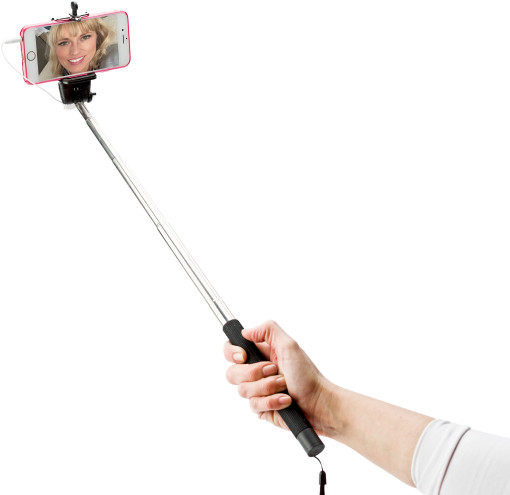 Relatiegeschenk Selfie Stick Press bedrukken