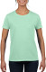 Gildan Heavyweight T-shirt Dames - Mintgroen
