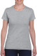 Gildan Heavyweight T-shirt Dames - Sport grey