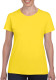 Gildan Heavyweight T-shirt Dames - Daisy
