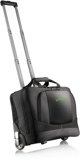 Relatiegeschenk Business trolley Swiss Peak