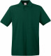 Fruit of the Loom Premium Polo Heren - Forest green