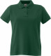 Fruit of the Loom Premium Polo Dames - Forest green