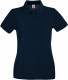 Fruit of the Loom Premium Polo Dames - Deep navy