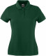 Fruit of the Loom 65/35 Polo Dames - Bottle green