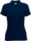 Fruit of the Loom 65/35 Polo Dames - Deep navy