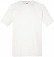 Fruit of the Loom Performance t-shirt Heren - Wit