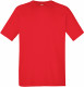 Fruit of the Loom Performance t-shirt Heren - Rood