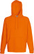 Fruit of the Loom Lightweight Hoodie Heren - Oranje