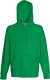 Fruit of the Loom Lightweight Hoodie Heren - Kelly green