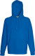 Fruit of the Loom Lightweight Hoodie Heren - Koningsblauw