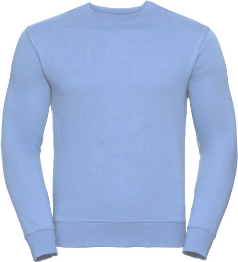 Relatiegeschenk Russell Authentic Sweater Heren bedrukken