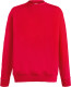Fruit of the Loom Lightweight Sweater Heren - Rood