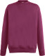 Fruit of the Loom Lightweight Sweater Heren - Bordeaux