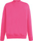 Fruit of the Loom Lightweight Sweater Heren - Fuchsia