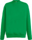 Fruit of the Loom Lightweight Sweater Heren - Kelly green