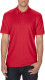 Gildan Double Pique Polo Heren - Rood