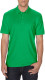 Gildan Double Pique Polo Heren - Irish green