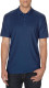 Gildan Double Pique Polo Heren - Navy