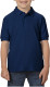 Gildan Double Pique Polo Kids - Navy
