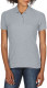 Gildan Double Pique Polo Dames - Sport grey