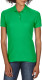 Gildan Double Pique Polo Dames - Irish green