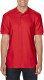 Gildan Premium Cotton Polo Heren - Rood