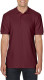 Gildan Premium Cotton Polo Heren - Maroon