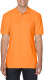 Gildan Premium Cotton Polo Heren - Tangerine