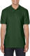 Gildan Premium Cotton Polo Heren - Forest green