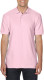 Gildan Premium Cotton Polo Heren - Light pink
