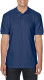 Gildan Premium Cotton Polo Heren - Navy