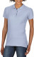 Gildan Premium Cotton Polo Dames - Lichtblauw