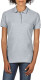 Gildan Premium Cotton Polo Dames - Sport grey