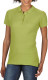 Gildan Premium Cotton Polo Dames - Kiwi