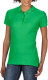 Gildan Premium Cotton Polo Dames - Irish green