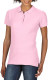 Gildan Premium Cotton Polo Dames - Light pink