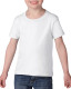 Gildan Heavyweight T-shirt Kleuters - Wit