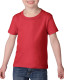 Gildan Heavyweight T-shirt Kleuters - Rood