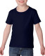 Gildan Heavyweight T-shirt Kleuters - Navy