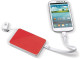 Powerbank 3-in-1 [3000 mAh] - Wit/rood