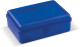 Lunchbox - Transparant blauw