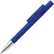 Balpen California Rubberised - Donkerblauw