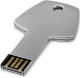 USB stick Key - Zilver