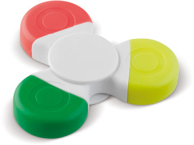 Relatiegeschenk Highlighter spinner