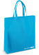 R-PET shopper Colour - Blauw