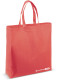R-PET shopper Colour - Rood