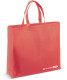 R-PET bigshopper Colour - Rood