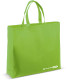 R-PET bigshopper Colour - Lichtgroen