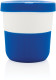 PLA cup coffee to go Small - Blauw